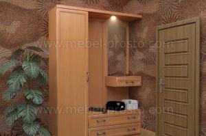 Прихожая - Эридан 3Д - Мебельная фабрика «МЕБЕЛЬ ПРОСТО»