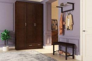Прихожая Фабио - Мебельная фабрика «Лазурит»