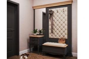 Прихожая Французский Прованс (А/9) - Мебельная фабрика «Royal Dream»