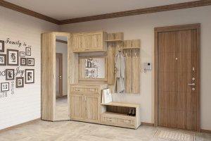 Прихожая Гарун Конструктор ПР-11 - Мебельная фабрика «Уют Сервис»