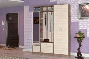 Прихожая Глория 136/02+138 - Мебельная фабрика «ARC мебель»