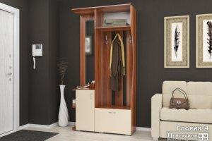 Прихожая Глория 4 - Мебельная фабрика «Центурион 99»