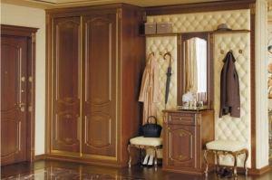 Прихожая Греция - Мебельная фабрика «Леонардо»