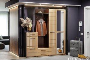 Прихожая Инесса NEW 3 - Мебельная фабрика «РАУС»