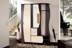 Прихожая ЛДСП Иннэс 1 6 - Мебельная фабрика «ДиВа мебель»
