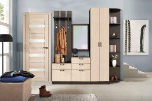 Прихожая ЛДСП Иннэс 2 - Мебельная фабрика «ДиВа мебель»