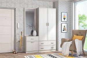 Прихожая Иннэс 6 Рамка 8 - Мебельная фабрика «ДИАЛ»