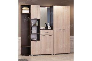 Прихожая Италия Вариант 5 - Мебельная фабрика «Памир»