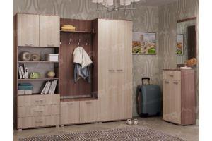 Прихожая Италия Вариант 6 - Мебельная фабрика «Памир»
