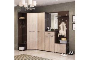 Прихожая Италия Вариант 7 - Мебельная фабрика «Памир»