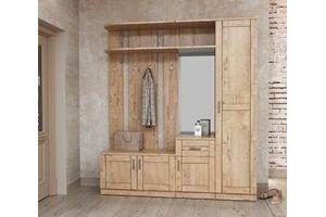 Прихожая Кантри -12 - Мебельная фабрика «Континент»