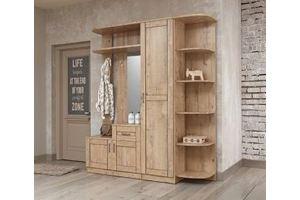 Прихожая Кантри -14 - Мебельная фабрика «Континент»