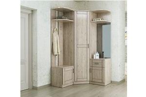 Прихожая Кантри -15 - Мебельная фабрика «Континент»
