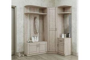 Прихожая Кантри -16 - Мебельная фабрика «Континент»