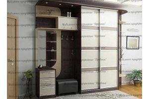 Прихожая комбинированная - Мебельная фабрика «Древека»