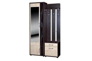 Прихожая комбинированная Гармония 12 - Мебельная фабрика «ВЕНГЕ»