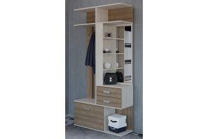 Прихожая компактная БН 06 - Мебельная фабрика «Милайн»