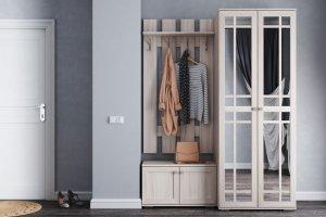 Прихожая комплект Ривьера 1 - Мебельная фабрика «Ваша мебель»