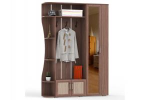 Прихожая мебель Ксения 1 - Мебельная фабрика «СВК»
