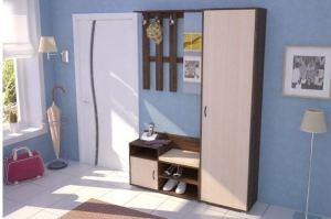 Прихожая Ламина-1 - Мебельная фабрика «Алсо»