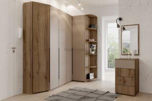 Прихожая Лаунж 3 - Мебельная фабрика «Континент»