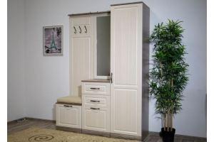 Прихожая модульная Лаура - Мебельная фабрика «Гайвамебель»