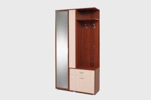 Прихожая ЛДСП Камелия 2 - Мебельная фабрика «Милан»
