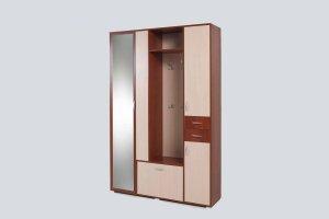 Прихожая ЛДСП Камелия 3 - Мебельная фабрика «Милан»