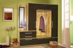 Прихожая ЛДСП Неаполь 2 - Мебельная фабрика «Балтика мебель»
