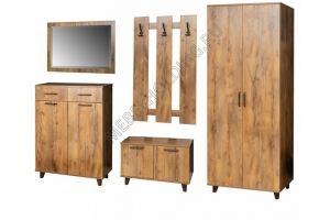 Прихожая Лофт - Мебельная фабрика «Мебель Холдинг»