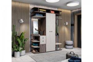 Прихожая Марк 4 - Мебельная фабрика «Калинковичский мебельный комбинат»