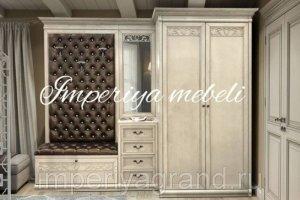 Прихожая массив - Мебельная фабрика «Империя»