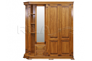 Прихожая массив Verdi 3 - Мебельная фабрика «Rila»