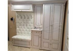 Прихожая массив Virsavia - Мебельная фабрика «Rila»