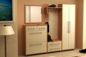 Прихожая мебель 2 - Мебельная фабрика «Алекс-Мебель»