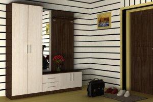 Прихожая мебель Комфорт 2 - Мебельная фабрика «Шадринская»