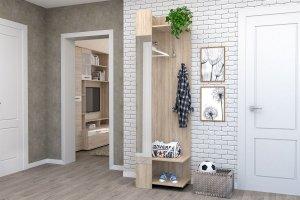 Прихожая мебель Комфорт 2 - Мебельная фабрика «Зарон»