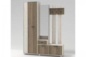 Прихожая мебель Мальта - Мебельная фабрика «Форс»