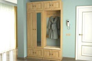 Прихожая мебель ШК 15 - Мебельная фабрика «Феникс-мебель»