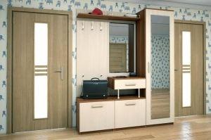 Прихожая мебель Сигма модуль D - Мебельная фабрика «Мебель-комфорт»