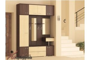 Прихожая мебель Вильям 2 - Мебельная фабрика «Меркурий»
