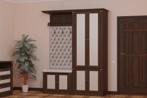 Прихожая Моцарт композиция 6 - Мебельная фабрика «PERFECT»