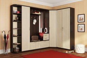 Прихожая Модена 7М - Мебельная фабрика «М-Сервис»