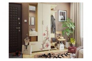 Прихожая модульная Барселона 3 - Мебельная фабрика «Мебельсон»