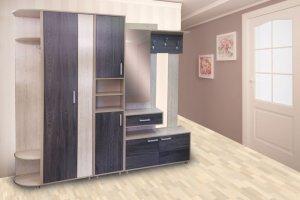 Прихожая модульная Граф - Мебельная фабрика «Велес»