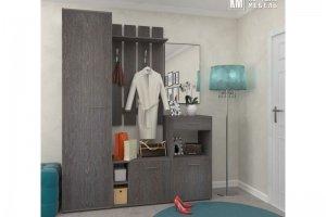 Прихожая модульная Лара береза - Мебельная фабрика «Кортекс-мебель»
