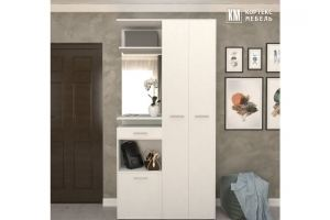 Прихожая модульная Лара СП1-45 - Мебельная фабрика «Кортекс-мебель»