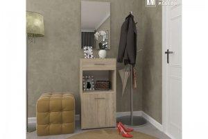 Прихожая модульная Лара СП4 - Мебельная фабрика «Кортекс-мебель»