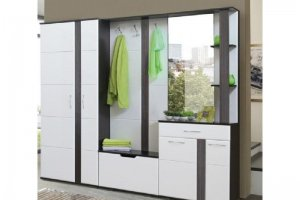 Прихожая модульная Топаз - Мебельная фабрика «Милан»