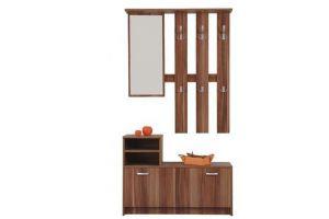 Прихожая Монтана 3 - Мебельная фабрика «Фиеста-мебель»